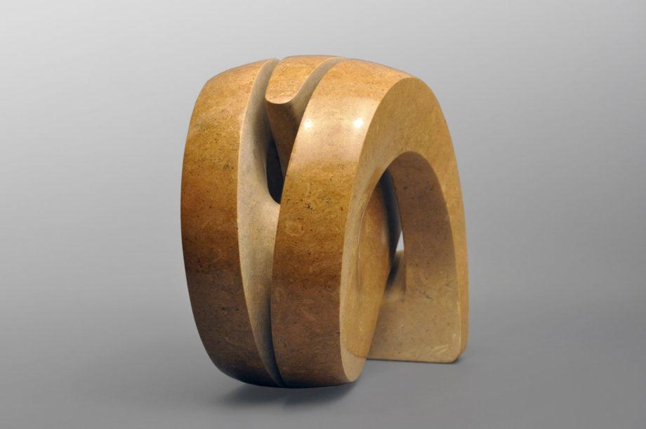 de Krul - Curl, Rob Zweerman, beeldhouwen, Eindhoven, lessen, Ruimte in Beeld, sculpture, proces, lessons