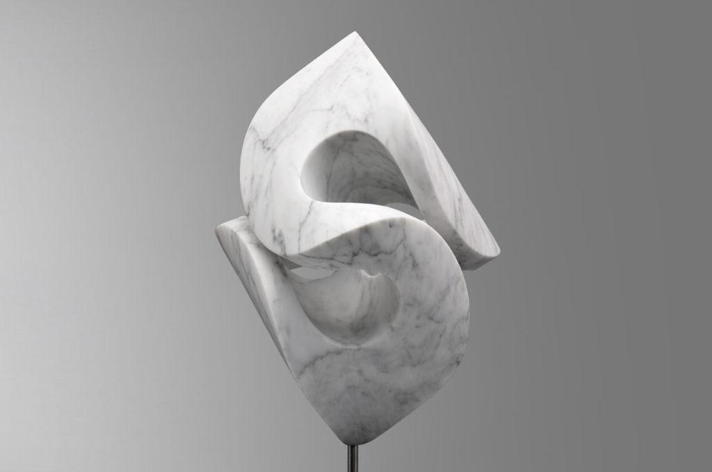 Rob Zweerman, Swirlles Marble Yarn, beeldhouwen, Eindhoven, lessen, Ruimte in Beeld,