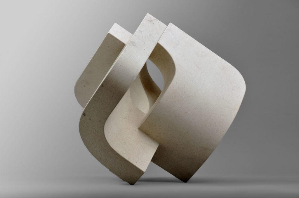 Rob Zweerman, Three-Fold, Beeldhouwen, Eindhoven, 2018, Ruimte in beeld