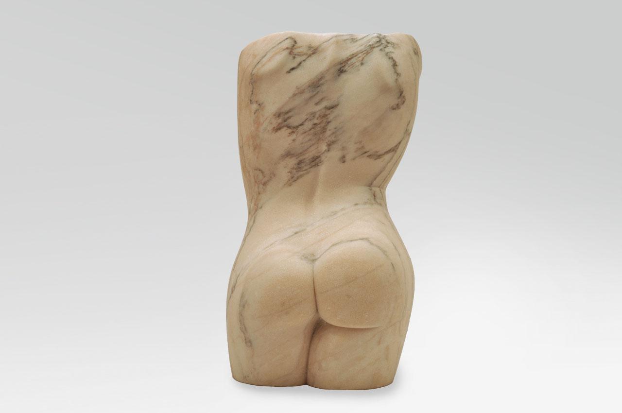 Wachten - Waiting - Rob Zweerman, beeldhouwen, Eindhoven, lessen, Ruimte in Beeld, sculpture, proces, the making of