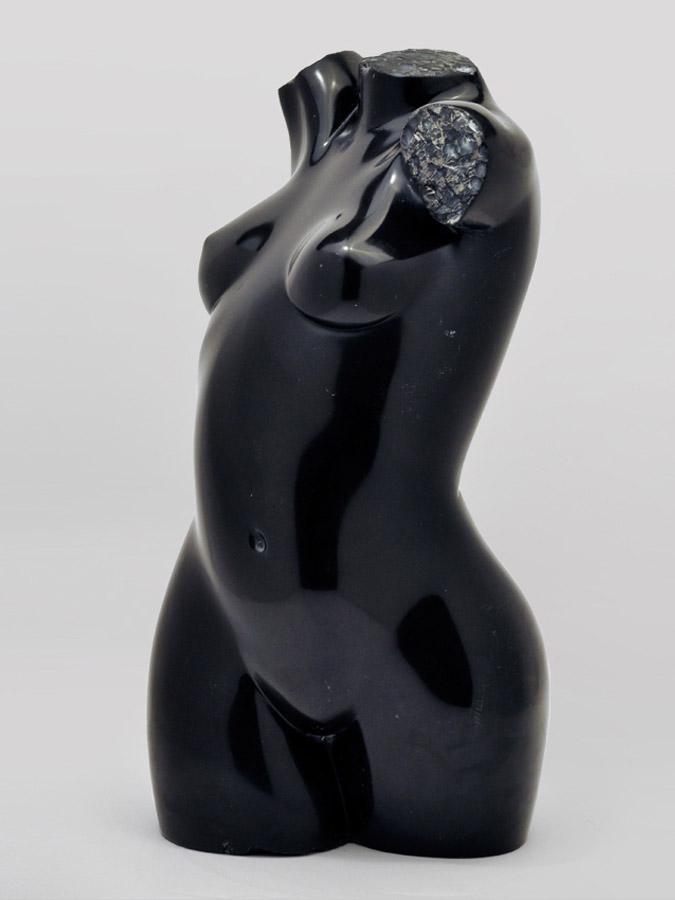 Draai - Twist, Rob Zweerman, beeldhouwen, Eindhoven, lessen, Ruimte in Beeld, sculpture, proces, lessons