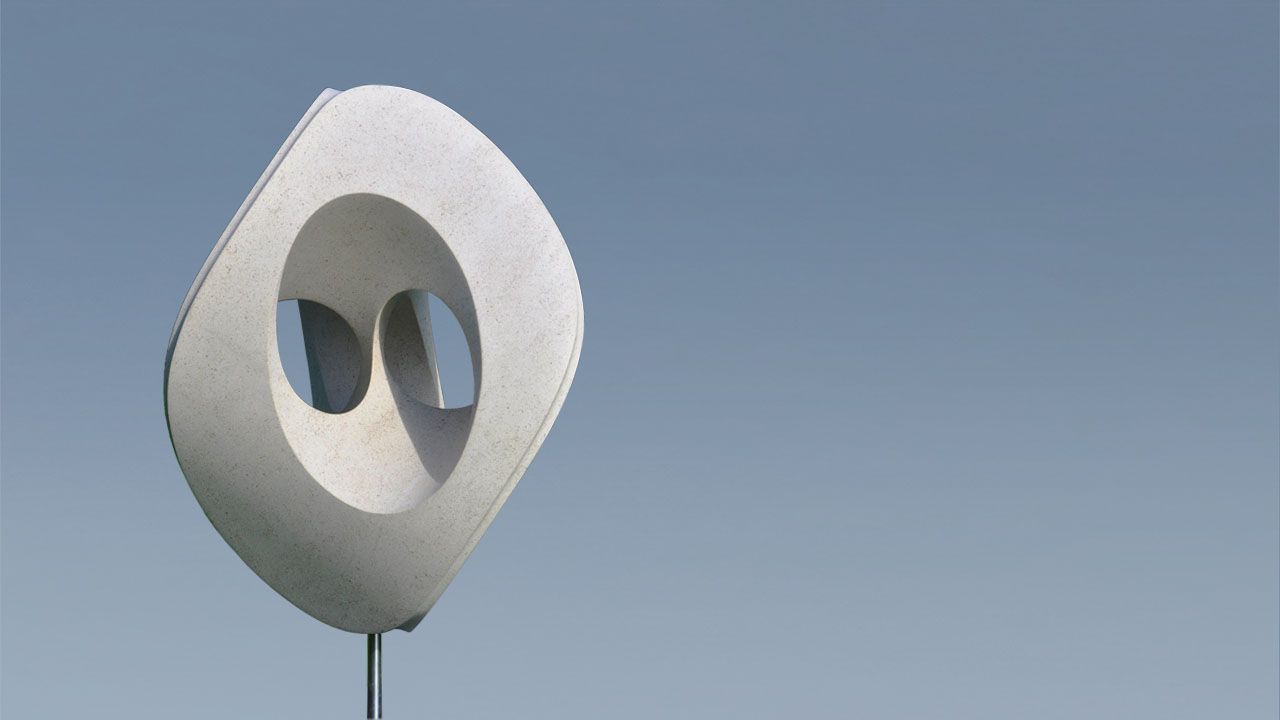 Rob Zweerman, Open Yarn, beeldhouwen, Eindhoven, Ruimte in Beeld