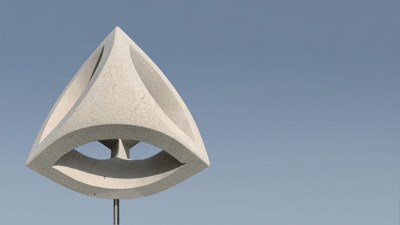 Rob Zweerman, Ribbe, beeldhouwen, Eindhoven, Ruimte in Beeld