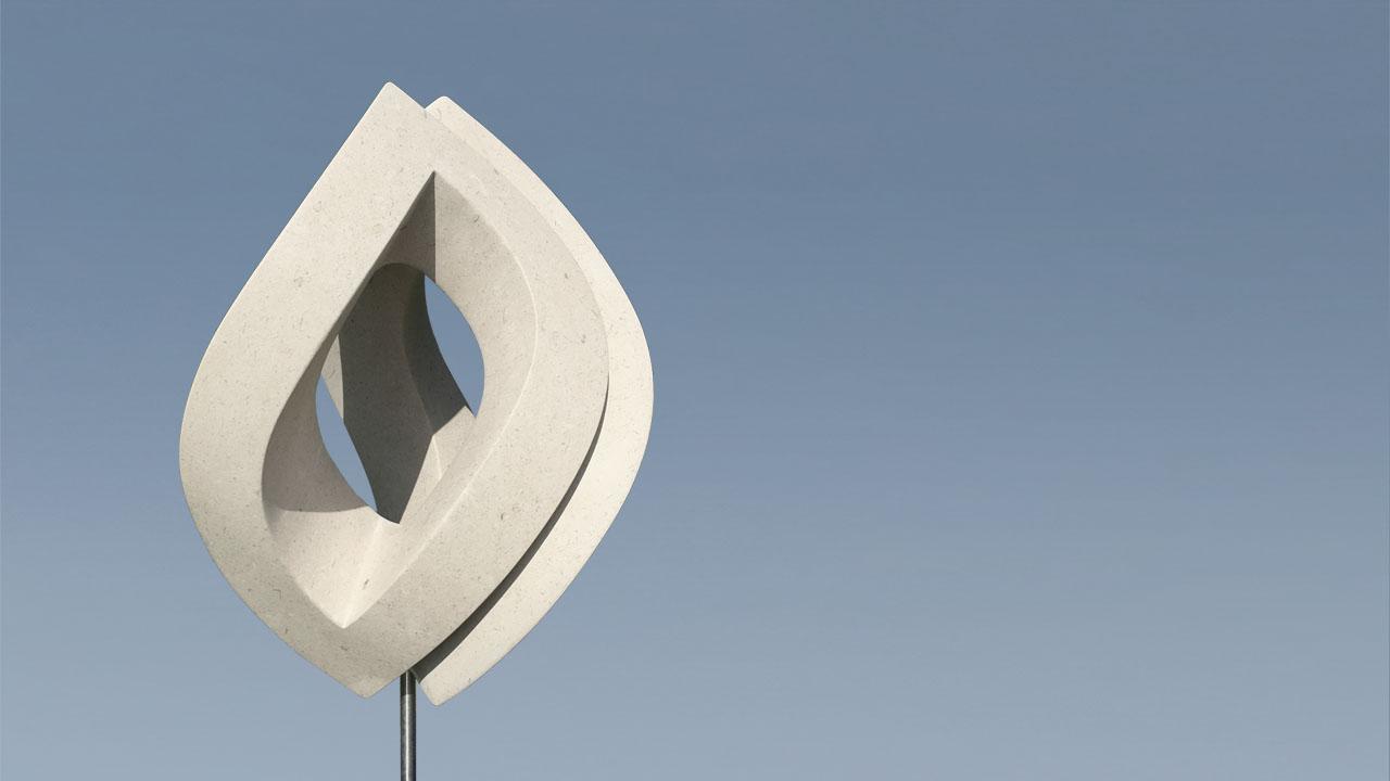 Rob Zweerman, Drie Gratien, beeldhouwen, Eindhoven, Ruimte in Beeld
