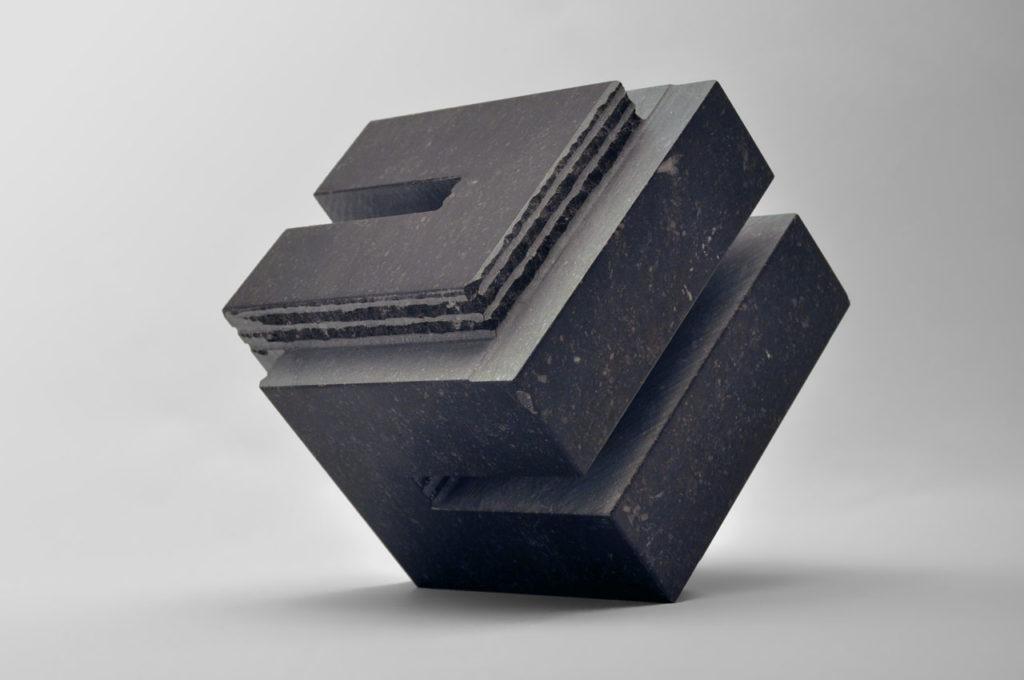 Rob Zweerman, Kaders, Beeldhouwen, Eindhoven, 2018, Ruimte in beeld
