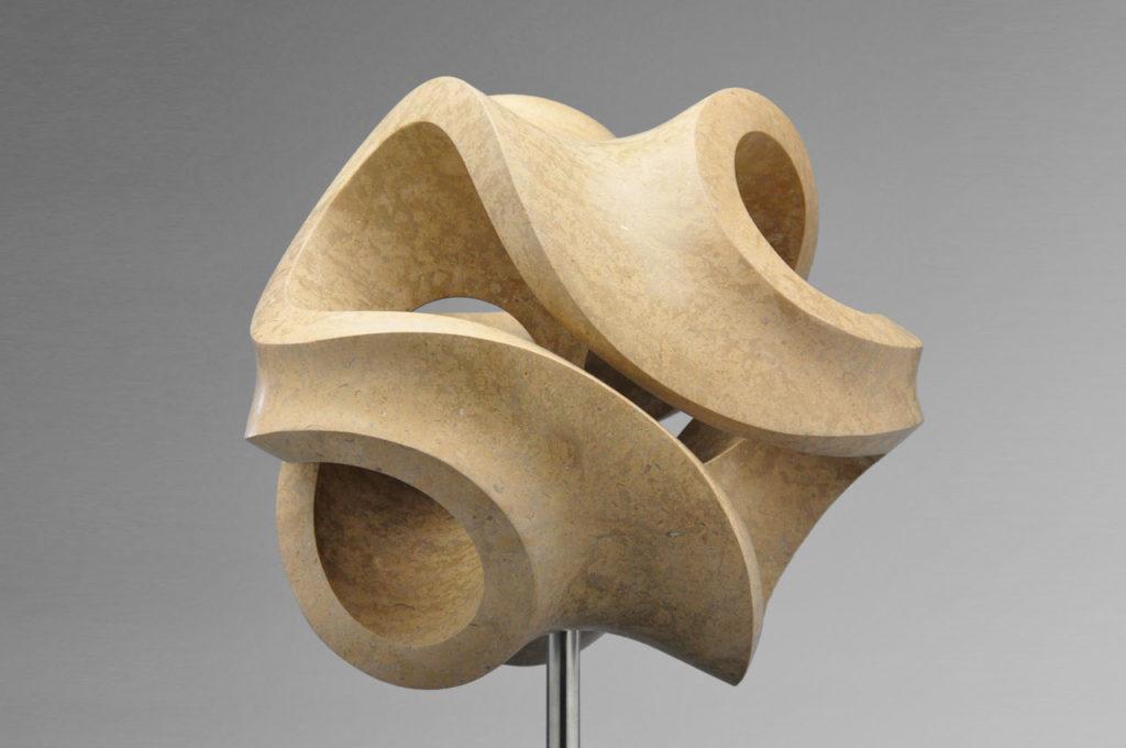 Rob Zweerman, Axis Massangis, beeldhouwen, Eindhoven, 2019, Ruimte in beeld