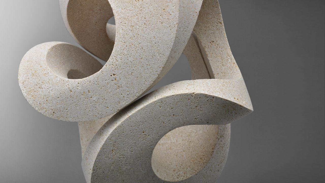 Rob Zweerman, beeldhouwen, Eindhoven, steen