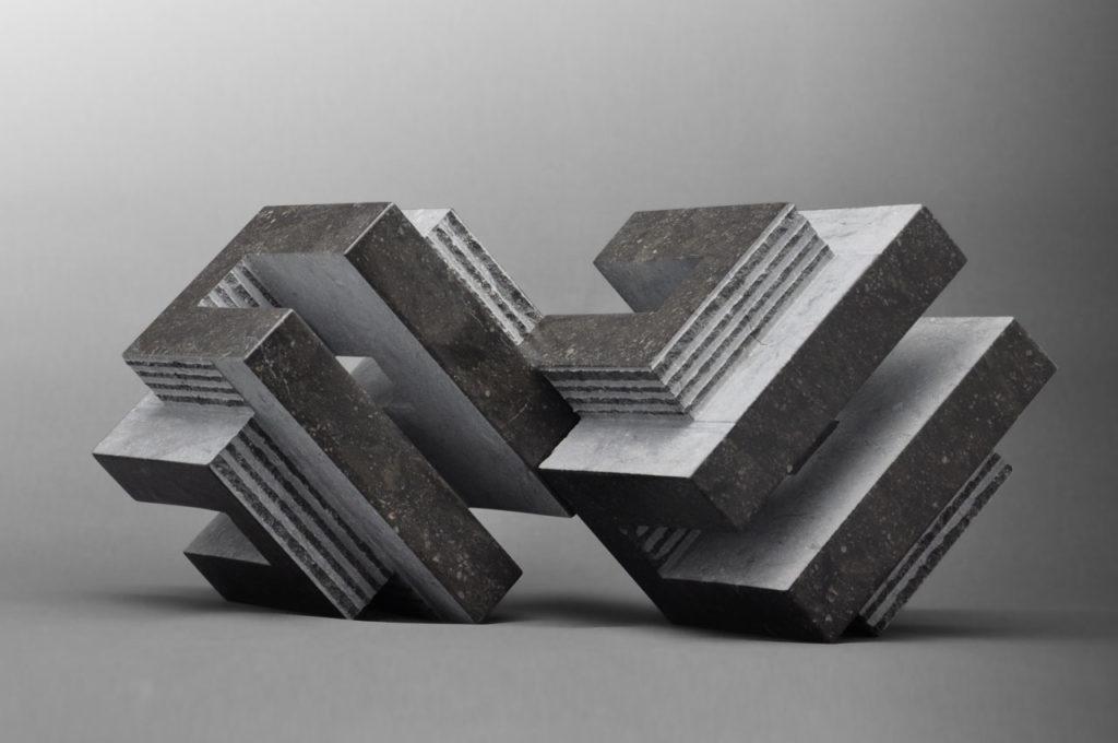 Rob Zweerman, Art_Karlsruhe, sculpture, 2020, Stone