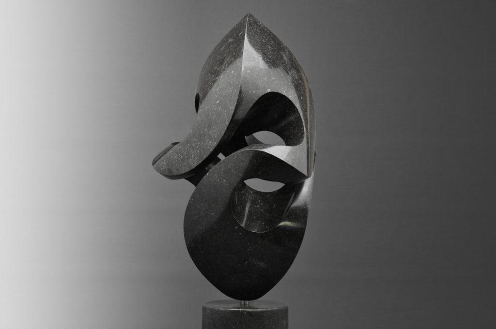 Rob Zweerman, Lis Noir, Sculpture, 2020, Eindhoven