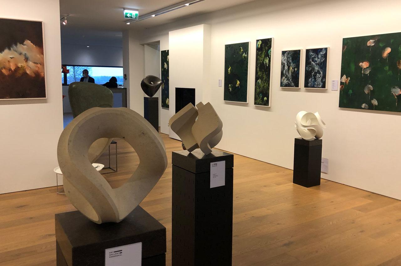 Rob Zweerman, Rozendaal, Art Gallery, 2020, Christmas
