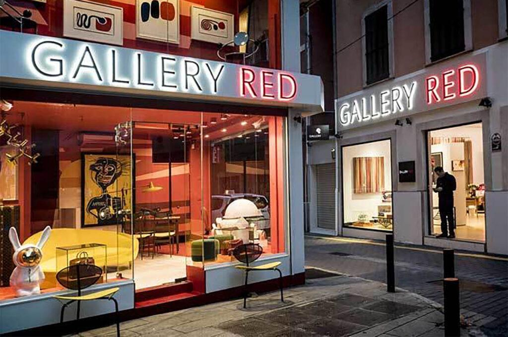 RED Gallery, Rob Zweerman, Mallorca, Art, Sculpture